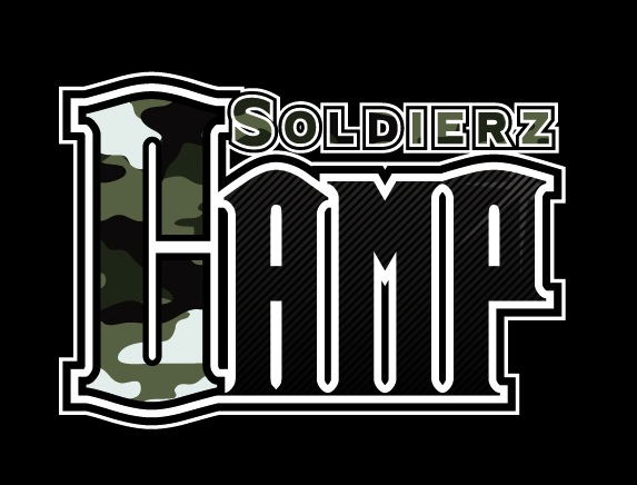 SOLDIERZ CAMP ロゴデザイン